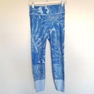 Joy lab abstract pattern active leggings